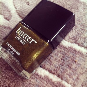 Butter London Wallis