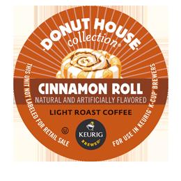 Cinnamon Roll Kcup