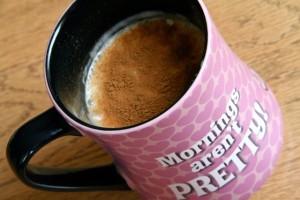 Comforting Latte