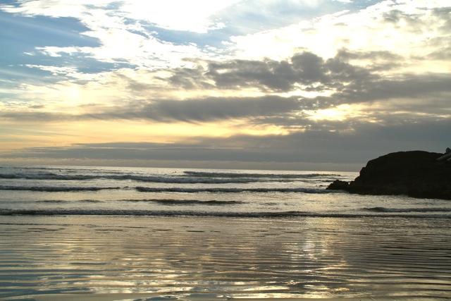 Ocean Sunset2
