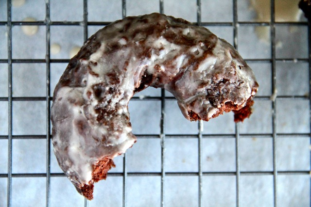 Donut Snacking