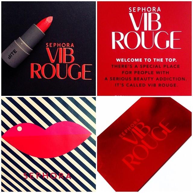 Sephora Rouge