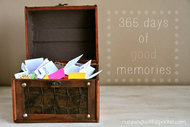 365 Days of Good Memories