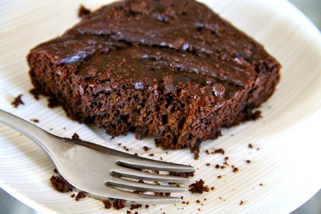 Afternoon Brownie