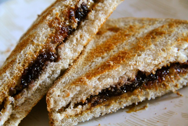 Almond Butter and Jelly