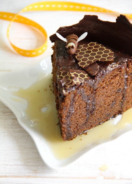 Chocolate Honey Cake
