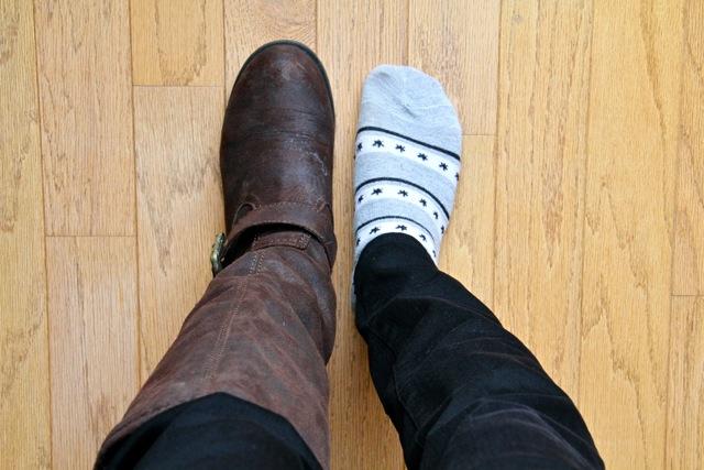 Covert Christmas Socks