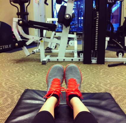 Warm Gym Time