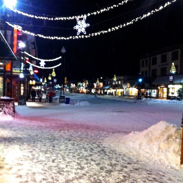 Banff Night Life