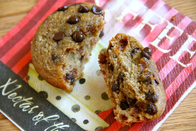 Flourless Muffin2