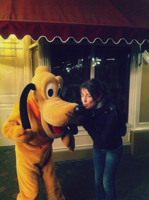 Kisses For Pluto