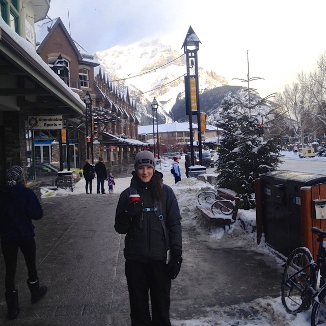 Out In Banff