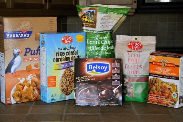 Snacky Grocery Haul