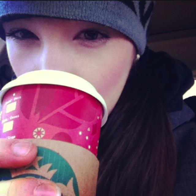 Starbucks Moment