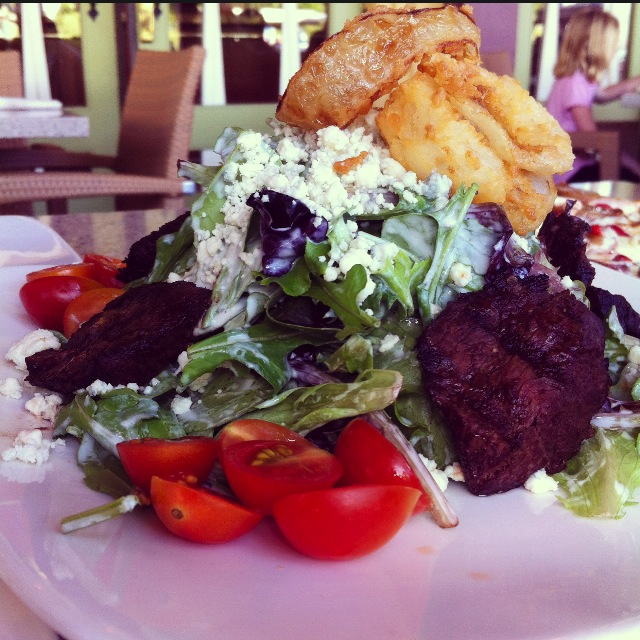 La Brea Steak Salad