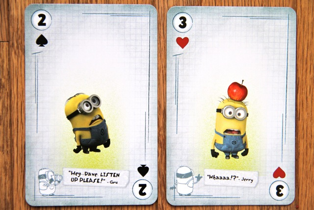 Mionion Cards