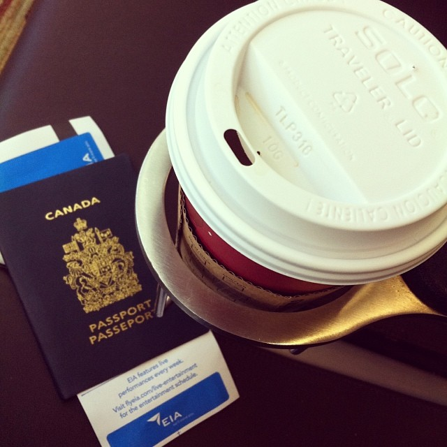 Travelling Coffee
