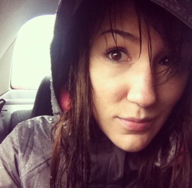 Amanda in the Rain