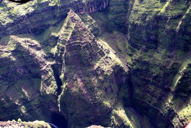 Flying Over Kauai11