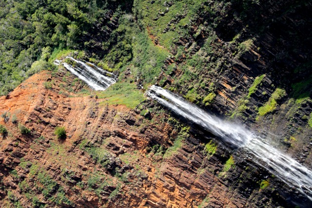 Flying Over Kauai12