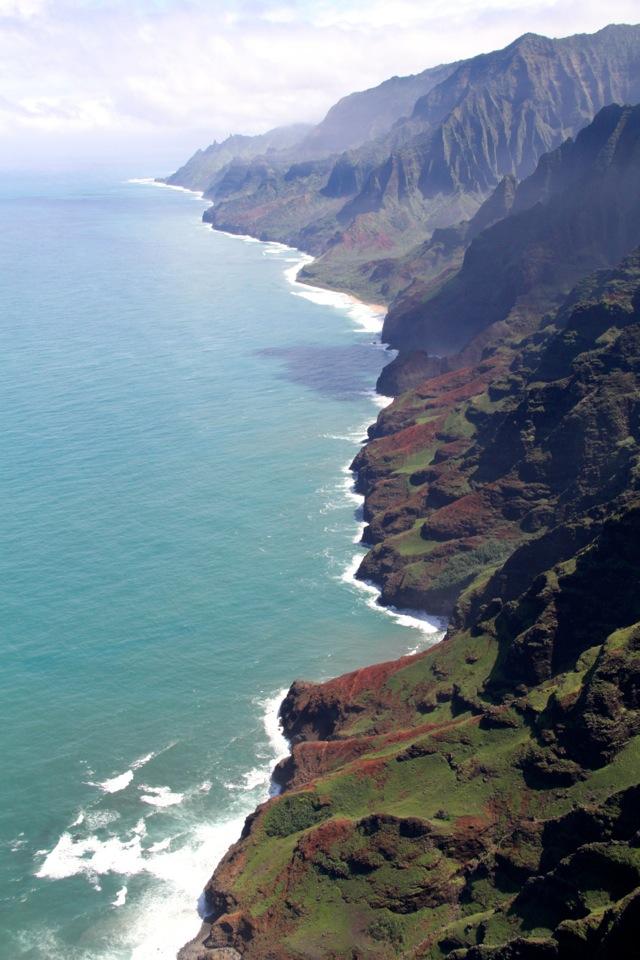Flying Over Kauai13