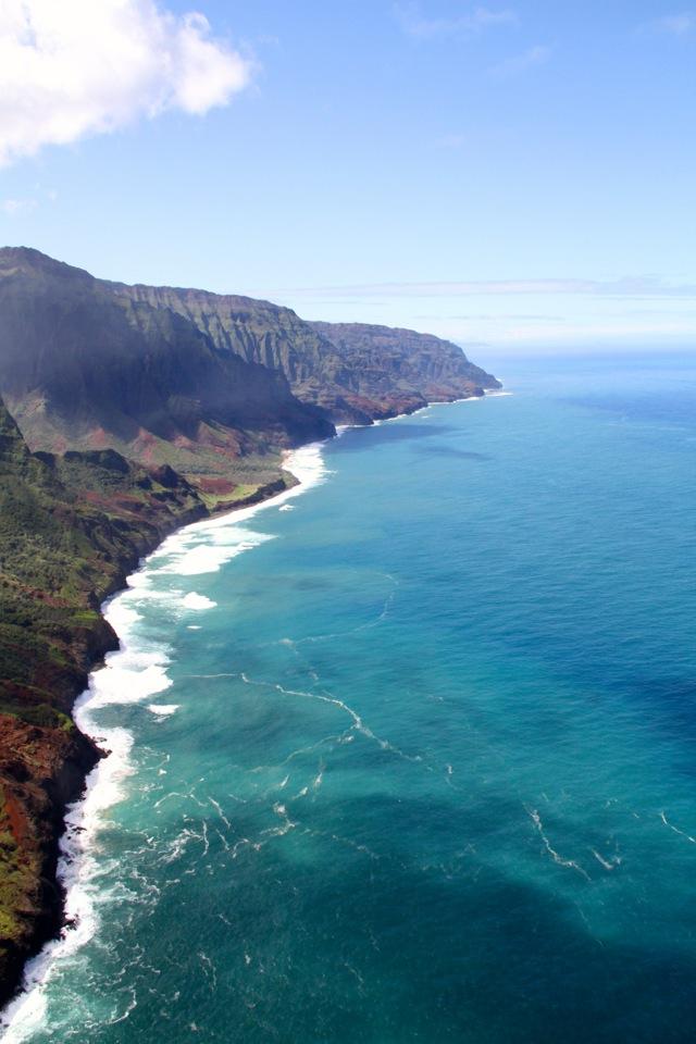 Flying Over Kauai16