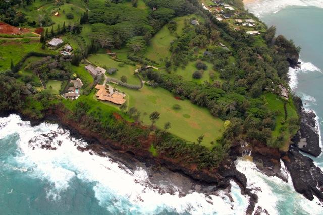 Flying Over Kauai19