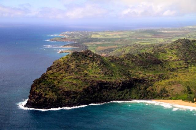 Flying Over Kauai2