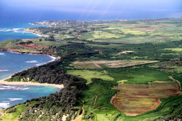 Flying Over Kauai4
