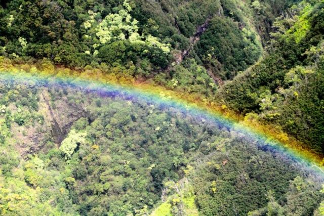 Flying Over Kauai8