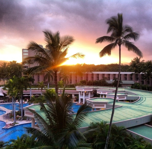 Goodmorning Hawaii