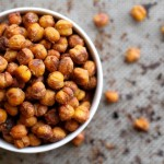 Honey Almond Roasted Chickpeas6