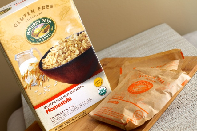 Nature's Path Instant Oats