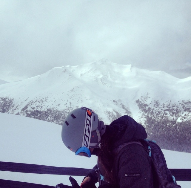 Looking For My Snowboard