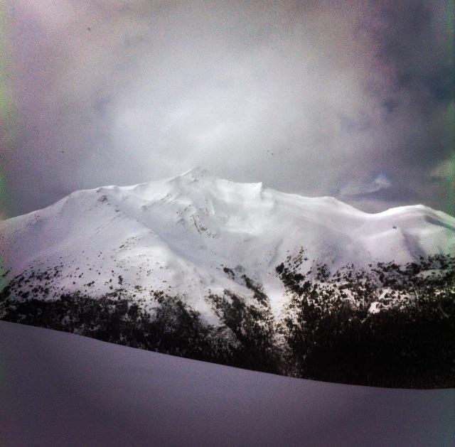 Mountain at Marmot