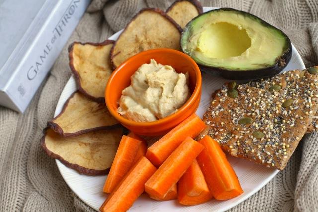 Savoury Snack Plate