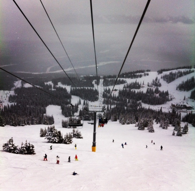 Up The Chairlift2