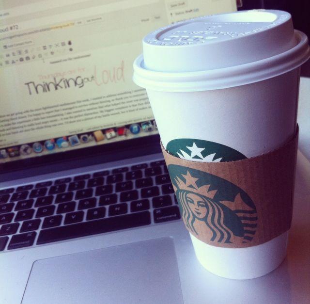 Back At Starbucks