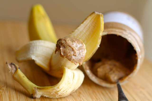 Banana and Almond Butter