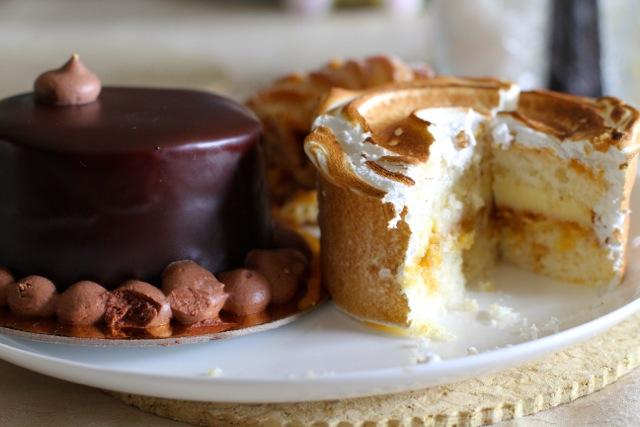 Duchess Mini Cakes