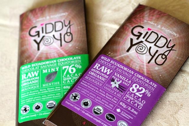 Giddy Yo Yo Chocolate