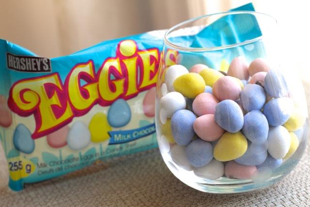 Hersheys Eggies