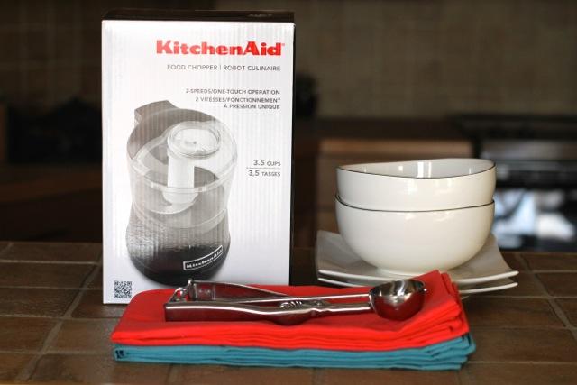 Kitchen Haul