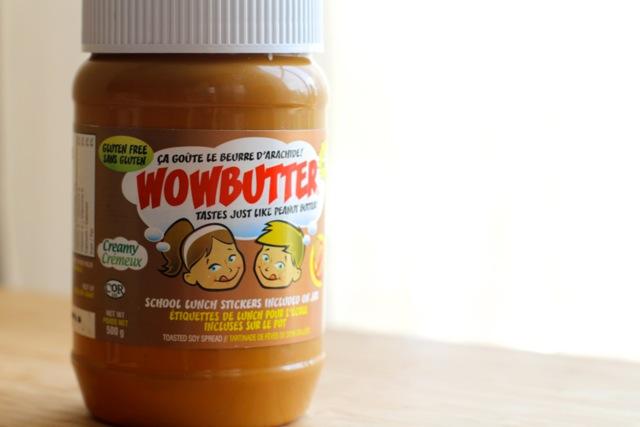 Wowbutter Jar