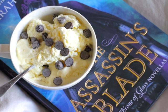 Chetto Mint Chocolate Chip Ice Cream