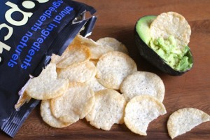Popchips and Avo