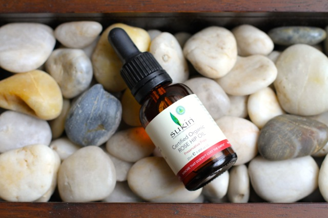 Sukin Rosehip Oil