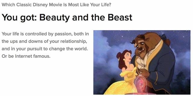 Beauty and Beast Disney Movie