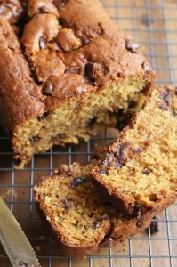 Chocolate Chunk Orange Bread
