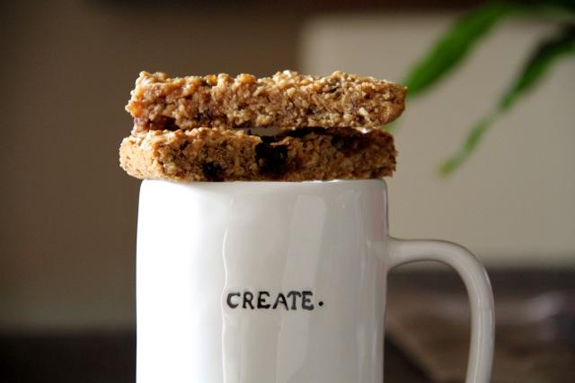 Create Granola Bars